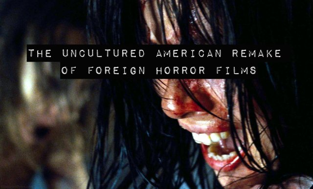 American Remake of Foreign Films Martyrs Remake