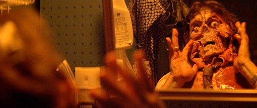 Poltergeist 1982 Face Peeling Horror Remake