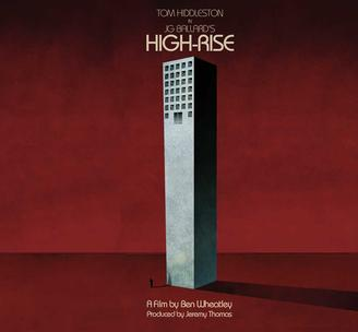 High-Rise 2015 British Horror Film