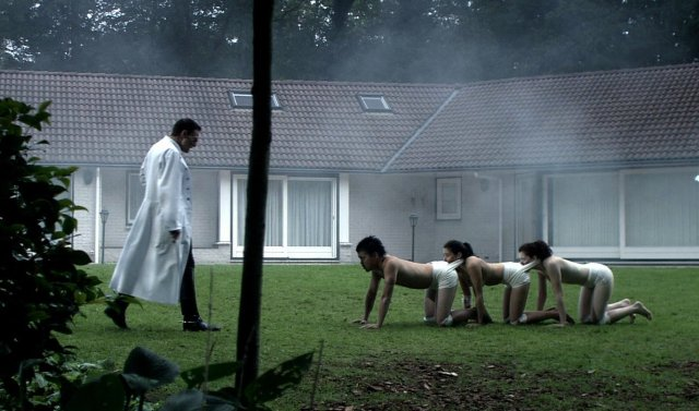 The Human Centipede 2009
