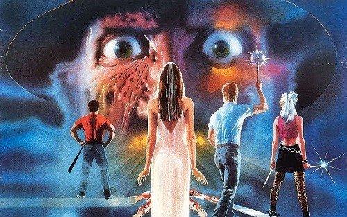 Horror Films - Nightmare on Elm Street