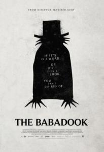 modern horror The-Babadook-Poster
