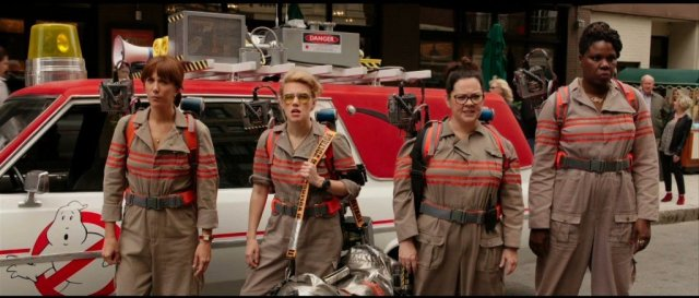 Ghostbusters - The Crew
