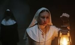 The Nun film still