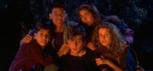Are You Afraid of the Dark cast