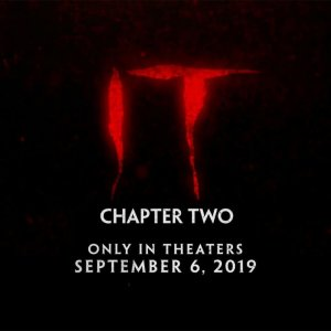 IT Chapter Two film poster