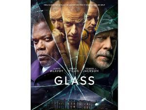 Glass film poster