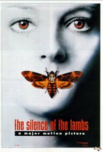 The Silence of the Lambs film poster