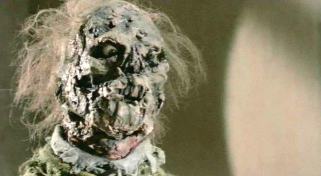 Burial Ground zombie