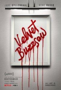 Velvet Buzzsaw film poster