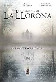 The Curse of La Llorona film poster