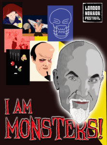I Am Monsters! Poster