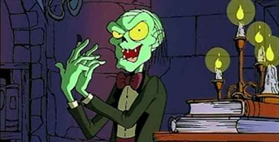 Scary Cartoons - Tales From The Crypt