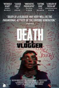 Death Of A Vlogger Poster