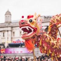 Ano Novo Chinês em Londres 2020
