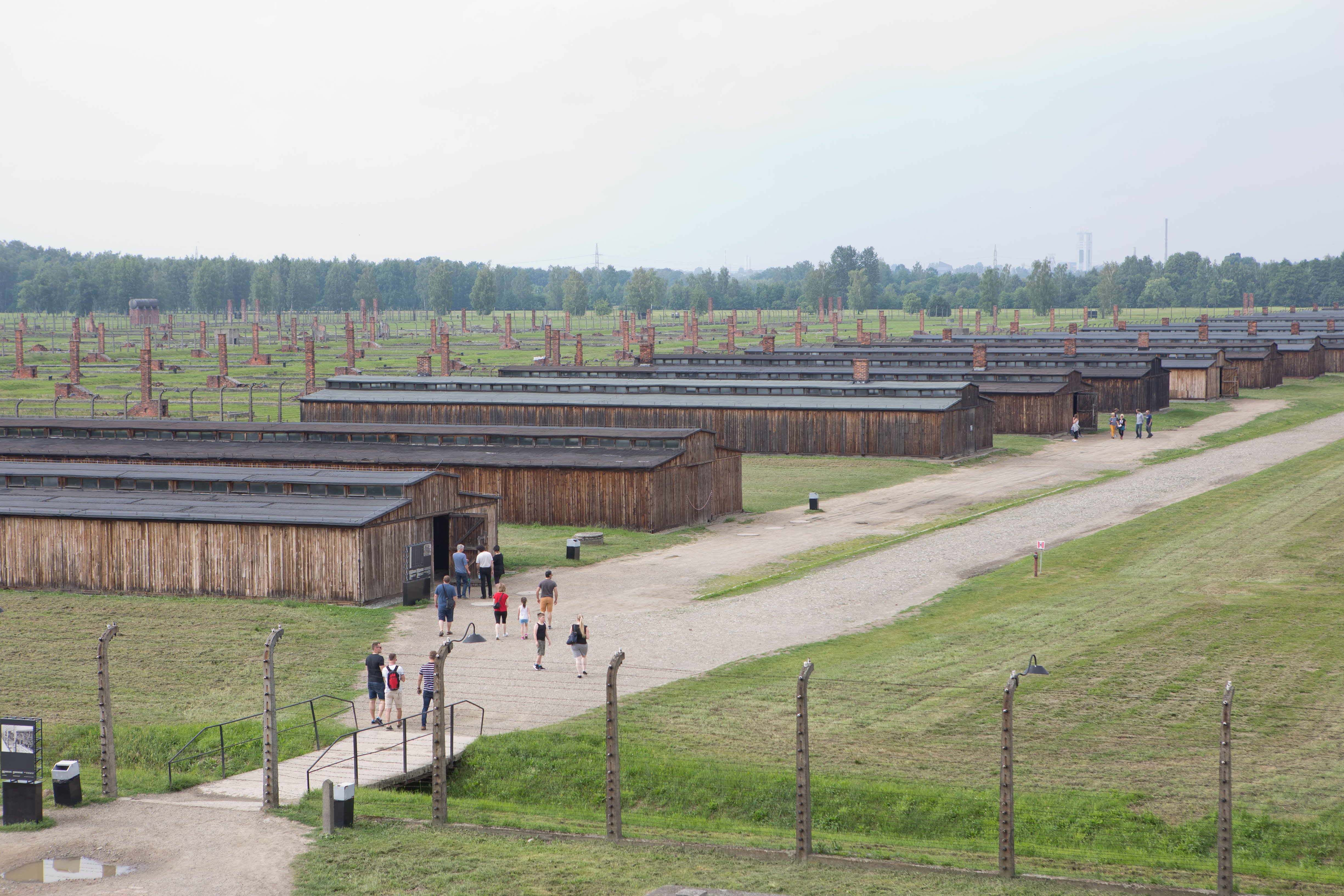 Chelsea visit Auschwitz – a warning from history – London Is