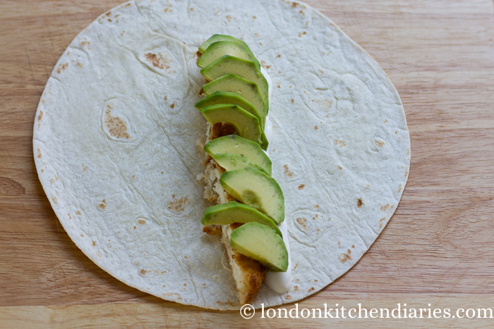 Avocado Chicken wrap-76