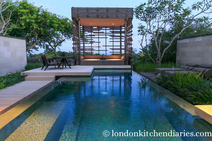Privat Ocean Pool Villa at Alila Villas Uluwatu in Bali