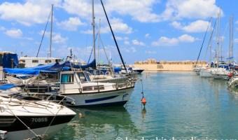 The Ancient Port City of Jaffa, Israel