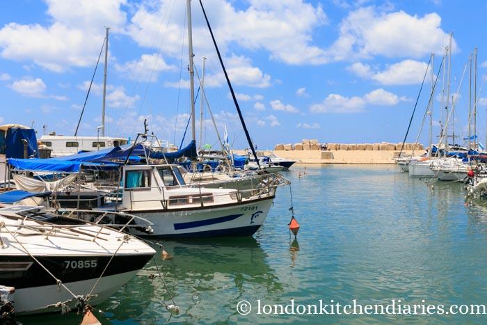 Ancient City Port of Jaffa Israel