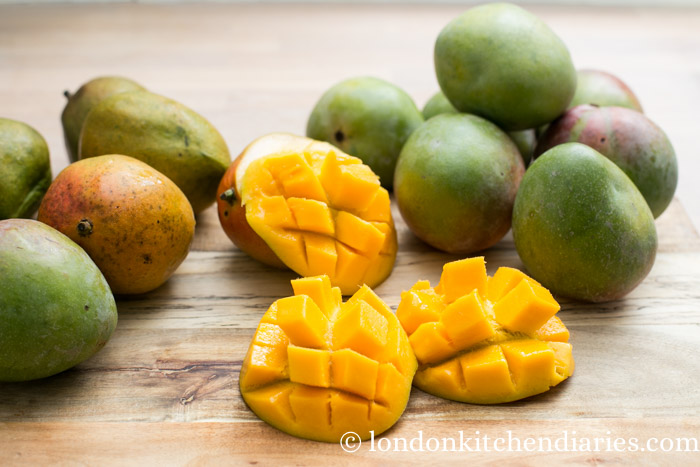 How to cut a mango - the easy way