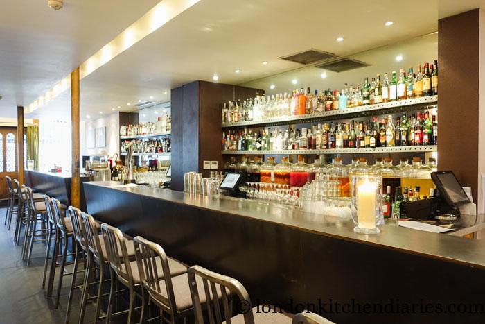 Baltic restaurant bar
