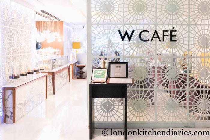 W Doha Hotel & Residences Qatar W Cafe