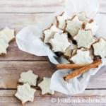 Hazelnut & Cinnamon Stars