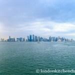 A Rainy Weekend in Doha, Qatar