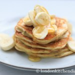 Quick & Easy Banana Pancakes