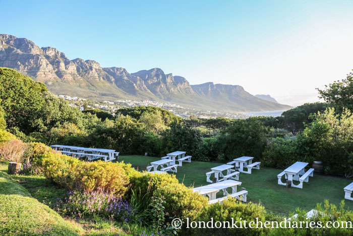 Roundhouse Restaurant Review Cape Town