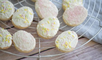 Easter Butter Biscuits