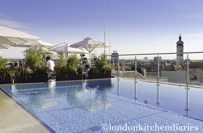 China Moon rooftop terrace at the Mandarin Oriental review