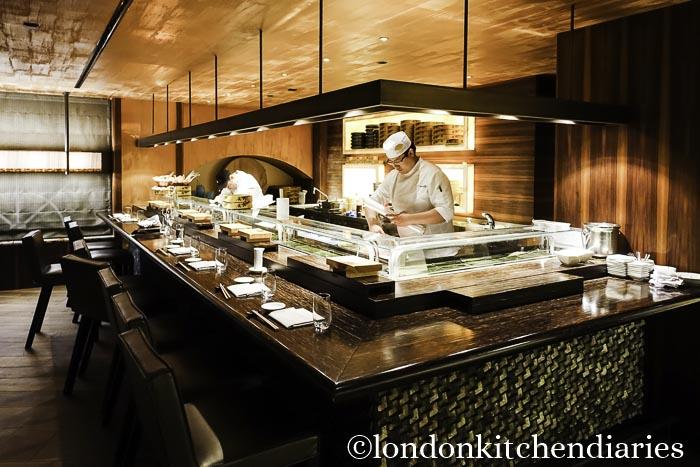 Matsuhisa Munich at the Mandarin Oriental restaurant review