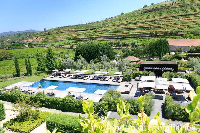 Infinity Pool at Six Senses Douro Valley, Portugal