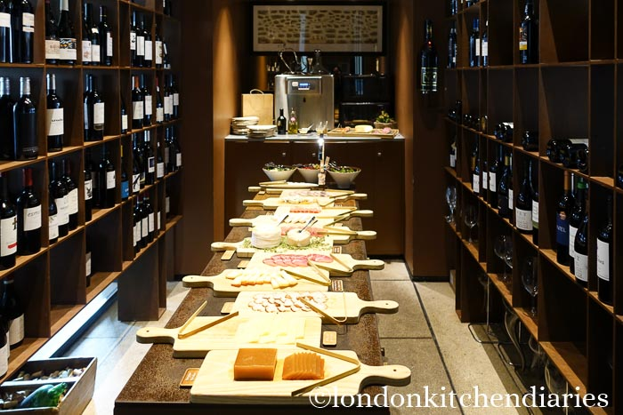Ham and Cheese Room at Six Senses Douro Valley, Portugal