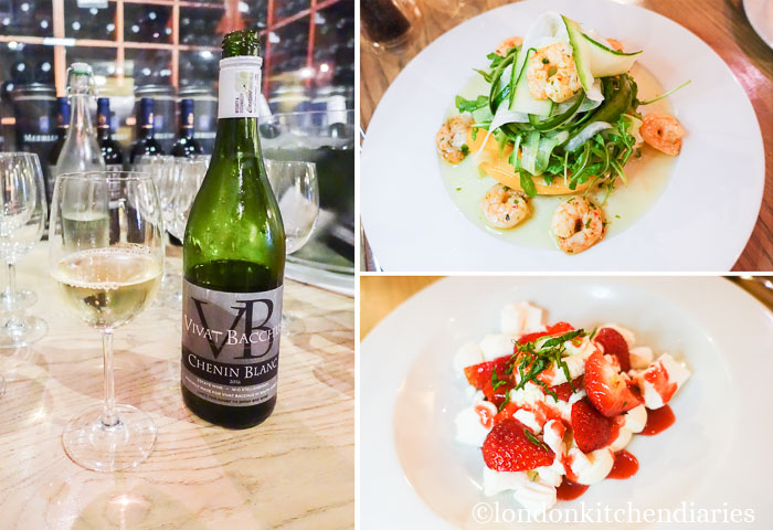 Charity Summer Lunch at Vivat Bacchus, Farringdon