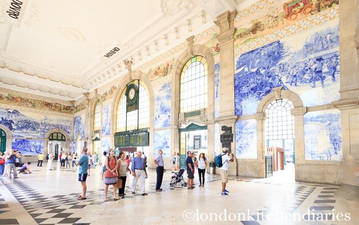 São Bento Railway Station Porto