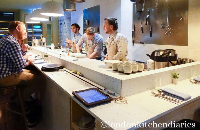 Cub by Mr Lyan Hoxton London Restaurant Review