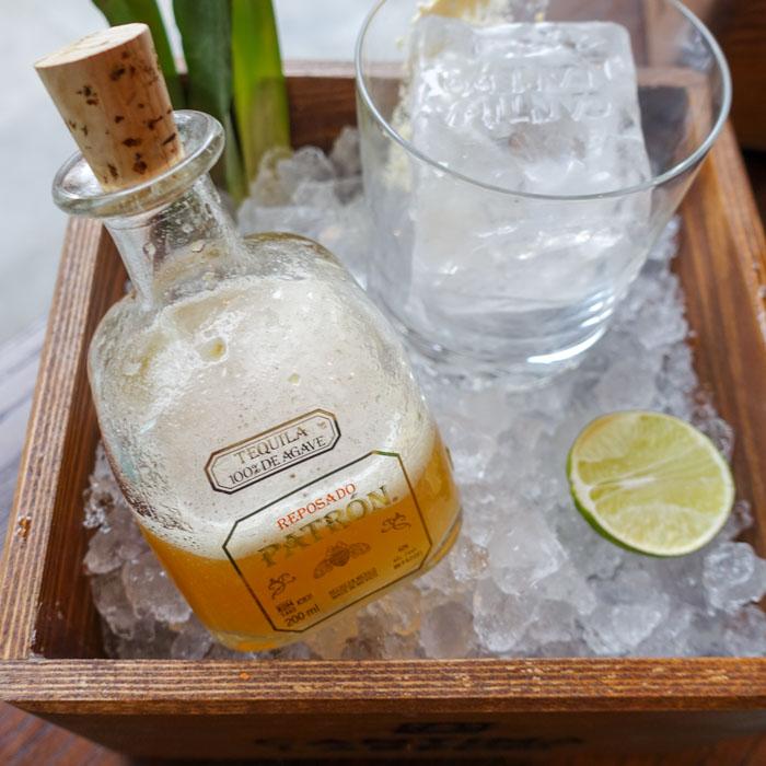 cocktail at cantina laredo london