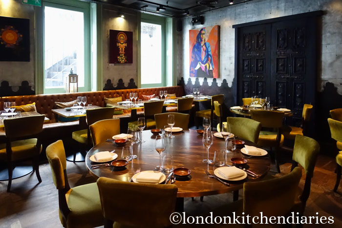 Coya Peruvian Restaurant In Mayfair London Kitchen Diaries