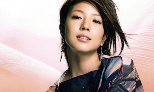 BoA (from the cover of Outgrow)