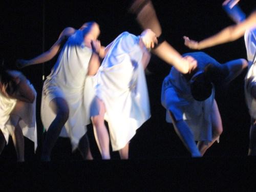 Danoje: springtime rites at the Bloomsbury, 13 September 2006