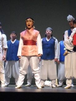 Baudeogi at the Bloomsbury Theatre, 11 September 2006