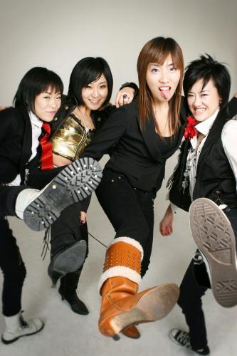 Bloody Cookie fun group shot