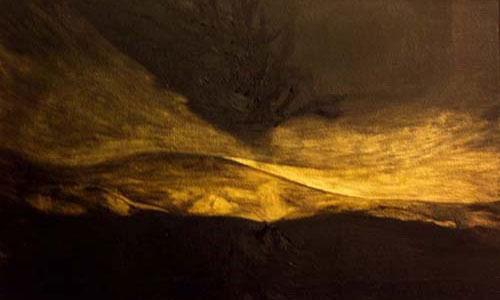 Francesca Cho: Gold Tree, 2006