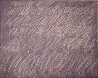 Cy Twombly: Untitled (New York City)