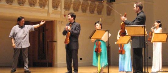 Sukhi Kang with Sejong