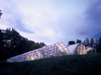 Graz Botanical Garden Greenhouse 1