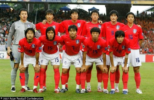 Korea Team